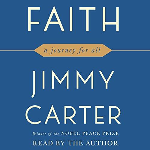 Faith audiobook cover art