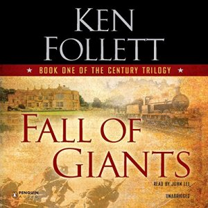 Fall of Giants audiobook cover art