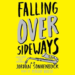 Falling Over Sideways audiobook cover art