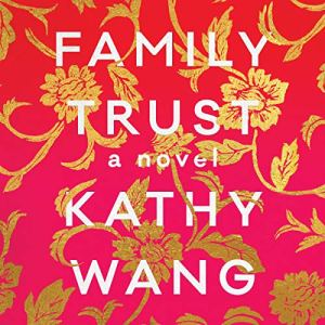 Family Trust audiobook cover art