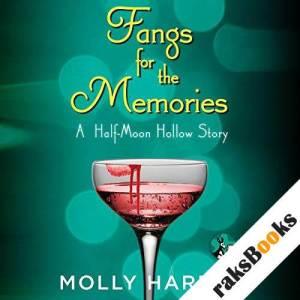 Fangs for the Memories audiobook cover art