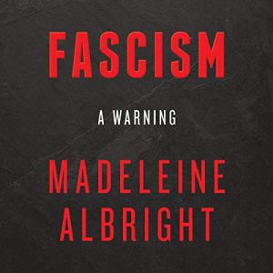 Fascism audiobook cover art