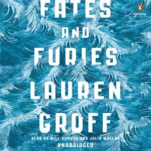 Fates and Furies audiobook cover art