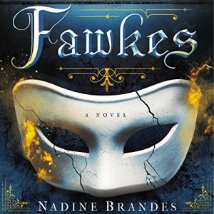 Fawkes audiobook cover art