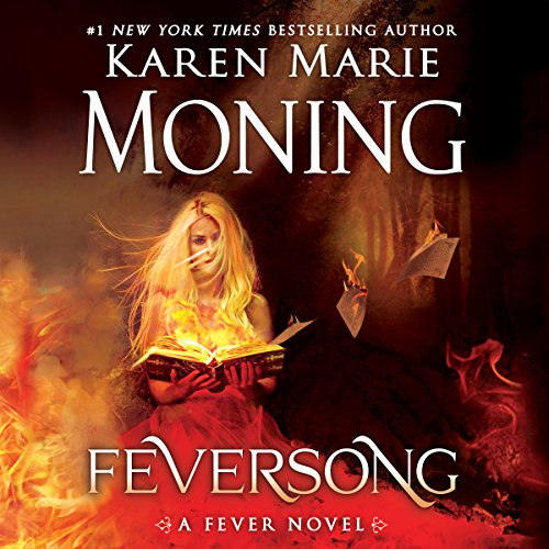 Feversong audiobook cover art