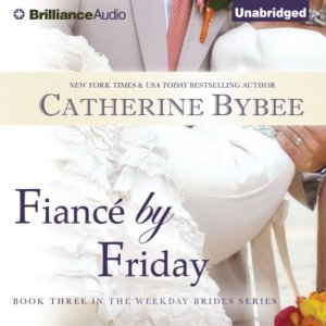 Fiancé by Friday audiobook cover art