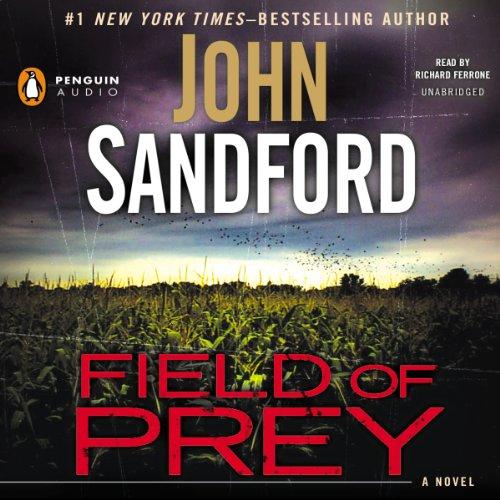 Field of Prey audiobook cover art