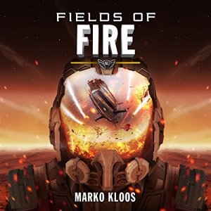 Fields of Fire audiobook cover art