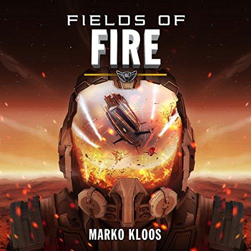 Fields of Fire audiobook cover art