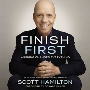 Finish First audiobook cover art