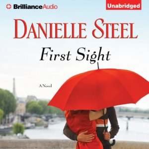 First Sight audiobook cover art