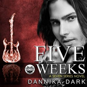 Five Weeks audiobook cover art