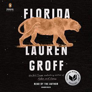 Florida audiobook cover art