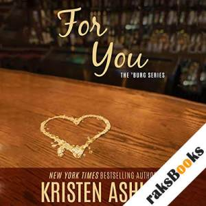 For You audiobook cover art