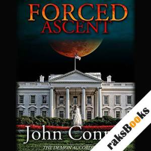 Forced Ascent audiobook cover art