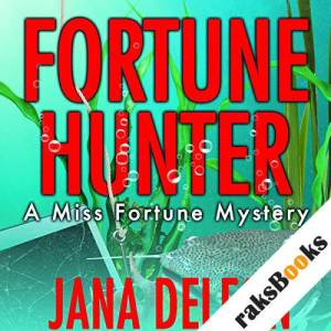 Fortune Hunter audiobook cover art