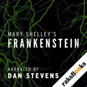 Frankenstein audiobook cover art