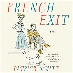 French Exit audiobook cover art