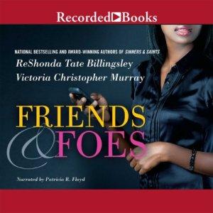 Friends & Foes audiobook cover art