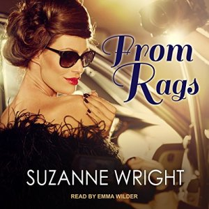 From Rags audiobook cover art
