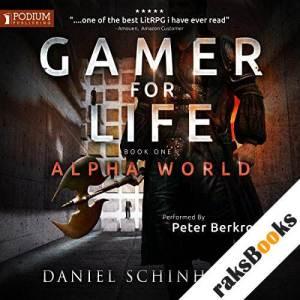 Gamer for Life audiobook cover art