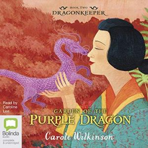 Garden of the Purple Dragon audiobook cover art