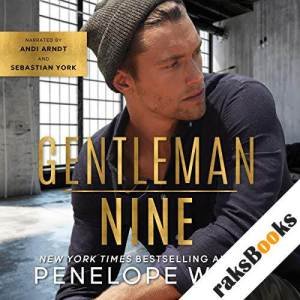 Gentleman Nine audiobook cover art