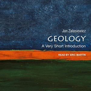 Geology audiobook cover art