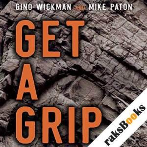 Get a Grip audiobook cover art