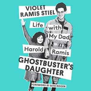 Ghostbuster's Daughter audiobook cover art