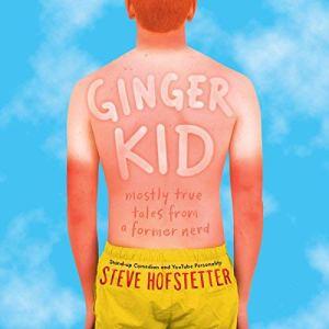 Ginger Kid audiobook cover art