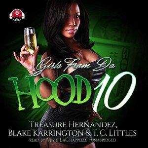 Girls from da Hood 10 audiobook cover art