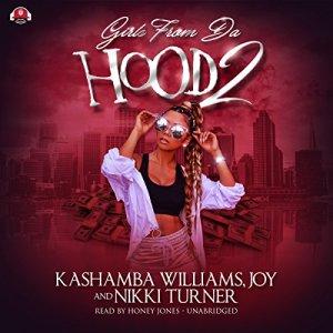 Girls from da Hood 2 audiobook cover art