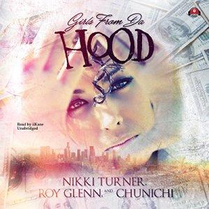 Girls from da Hood audiobook cover art