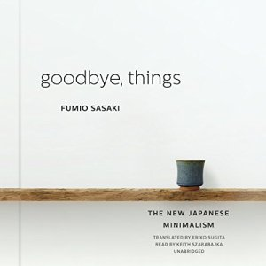 Goodbye, Things audiobook cover art