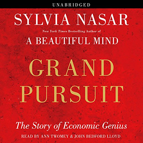 Grand Pursuit audiobook cover art