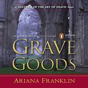 Grave Goods audiobook cover art