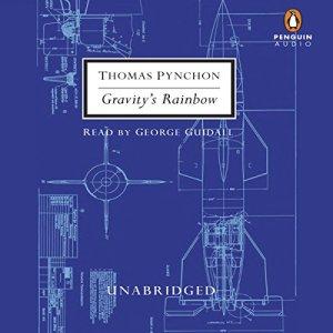 Gravity's Rainbow audiobook cover art