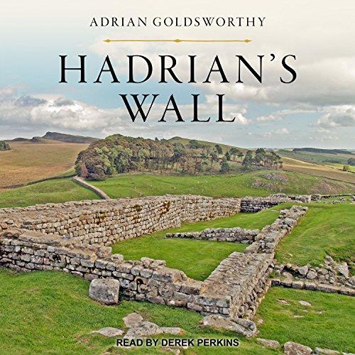 Hadrian's Wall audiobook cover art