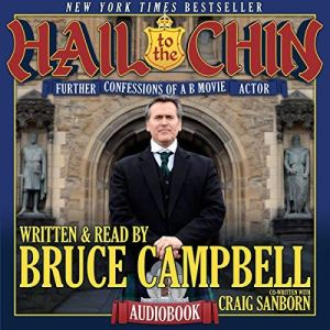 Hail to the Chin audiobook cover art