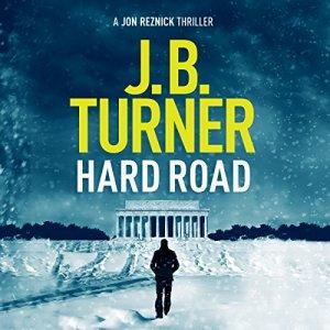 Hard Road audiobook cover art