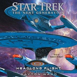 Headlong Flight audiobook cover art