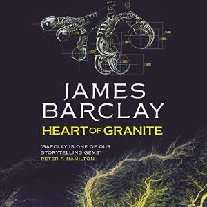 Heart of Granite audiobook cover art