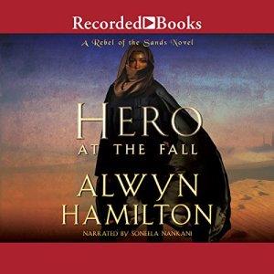 Hero at the Fall audiobook cover art