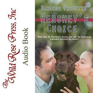 Hershey's Choice audiobook cover art