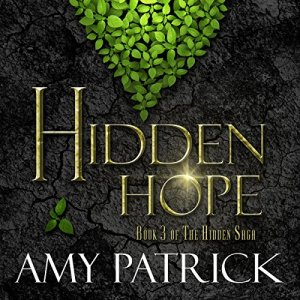 Hidden Hope audiobook cover art
