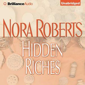 Hidden Riches audiobook cover art