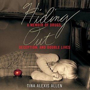 Hiding Out audiobook cover art