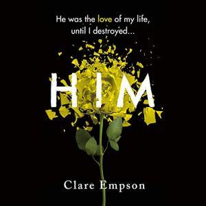 Him audiobook cover art