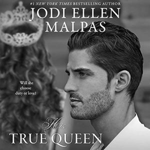 His True Queen audiobook cover art